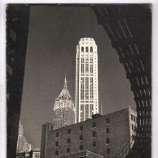 Alte Fotografie - ALFRED C. SCHWARTZ (Brooklyn NY 1918-1995) City towers, 26x34 cm. - 168066192