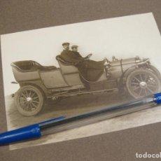 Fotografía antigua: FOTOGRAFÍA DE UN AUTOMÓVIL ANTIGUO. . Lote 168330564