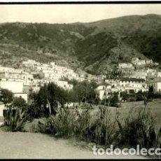 Fotografía antigua: TORVISCÓN (GRANADA). PANORÁMICA. FOTOGRAFIA TOMADA POR VIAJERO FRANCÉS EN 1953.. Lote 171348927