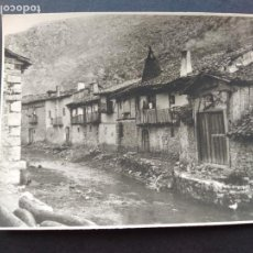 Photographie ancienne: HUERTA DEL REY BURGOS VISTA FOTOGRAFIA AL CARBON POR ROBERT GILLON PRESIDENTE SENADO BELGICA. Lote 171857592