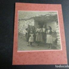 Fotografía antigua: PAMPANEIRA GRANADA CORTIJO DE LAS SALETAS FOTOGRAFIA POR ROBERT GILLON PRESIDENTE SENADO BELGICA. Lote 172070230