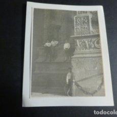 Fotografía antigua: PLASENCIA CACERES ASPECTO URBANO 1929 FOTOGRAFIA POR ROBERT GILLON PRESIDENTE SENADO BELGICA. Lote 172070427