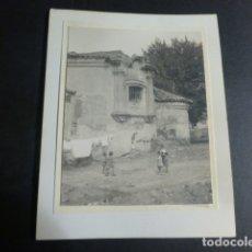 Fotografía antigua: SALAMANCA CAPILLA 1929 FOTOGRAFIA POR ROBERT GILLON PRESIDENTE SENADO BELGICA. Lote 172070653