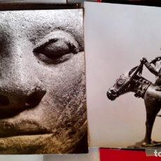 Fotografía antigua: ARTE AFRICANO - LOTE DE 125 FOTOGRAFÍAS . Lote 172388440
