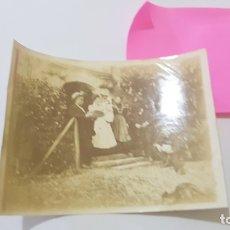 Fotografía antigua: FOTO ANTIGUA. FOTO FAMILIAR. AÑOS 1910 - 1920. Lote 173904677