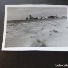 Fotografía antigua: SAN ANTONIO IBIZA VISTA ANTIGUA FOTOGRAFIA. Lote 175064629