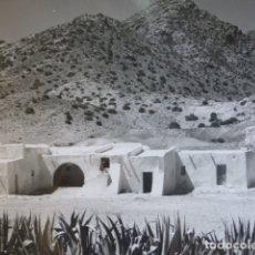 Fotografía antigua: ALMERIA CORTIJO DE SAN JOSE FOTOGRAFIA AÑOS 50. Lote 175861945