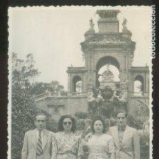 Fotografía antigua: FOTO ANÓNIMA. *BARCELONA* MEDS: 86X135 MMS. FECHADA 1950.. Lote 176559938