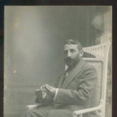 Fotografía antigua: FOTO *AMER, PALMA DE MALLORCA* FECHADA 1913.. Lote 176668702