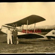 Fotografía antigua: AVIACIÓN - M - CCAC - 1930'S . Lote 178733882