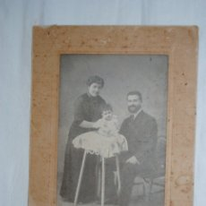 Fotografía antigua: FOTO ANTIGUA DE FAMILIA .. Lote 180134167
