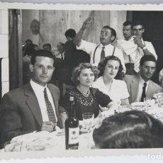Fotografia antiga: ALGEMESI VALENCIA 1952. Lote 182241438