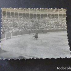 Fotografía antigua: SALAMANCA CORRIDA EN LA PLAZA DE TOROS LOS ANGELES FOTOGRAFO FOTOGRAFIA . Lote 183482322