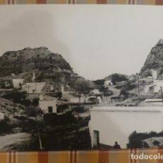 Photographie ancienne: PURULLENA GRANADA VISTA DE LAS CUEVAS 27 X 39 CMTS. Lote 183741701