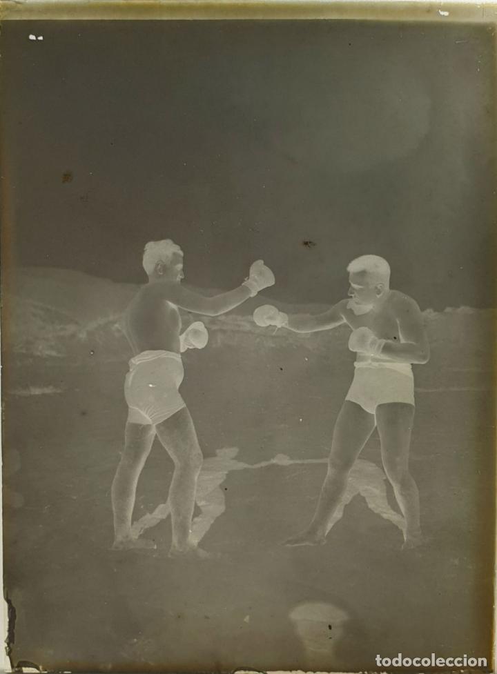 Fotografía antigua: COLECCIÓN DE 186 FOTOGRAFÍAS EN PLACAS DE CRISTAL. CAJAS ORIGINALES. SIGLO XX. - Foto 2 - 184506442