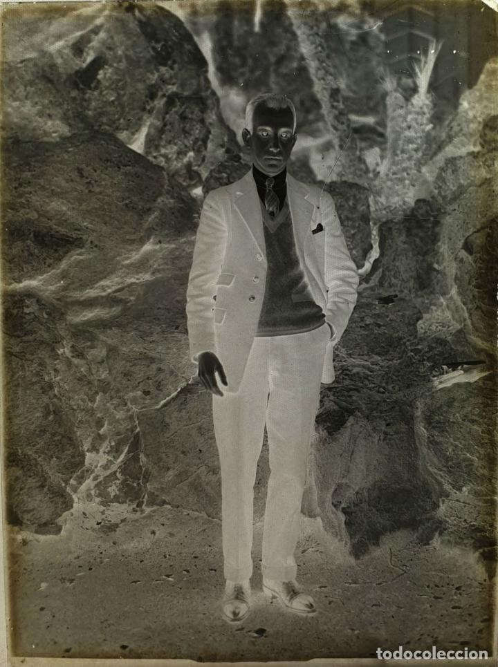Fotografía antigua: COLECCIÓN DE 186 FOTOGRAFÍAS EN PLACAS DE CRISTAL. CAJAS ORIGINALES. SIGLO XX. - Foto 6 - 184506442