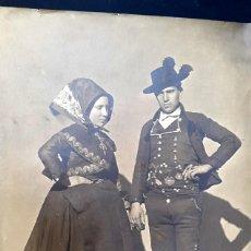 Fotografía antigua: CACERES - FOTOGRAFIA LAURENT - ÉTNICA - TIRAJE J.ROIG. Lote 188540592