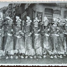 Fotografia antiga: ALCOY FIESTAS DE MOROS Y CRISTIANOS 1954 FOT. MATARREDONA. Lote 189917725