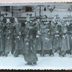 Fotografía antigua: ALCOY FIESTAS DE MOROS Y CRISTIANOS . Lote 189917768