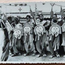 Fotografía antigua: ALCOY FIESTAS DE MOROS Y CRISTIANOS . Lote 189917875