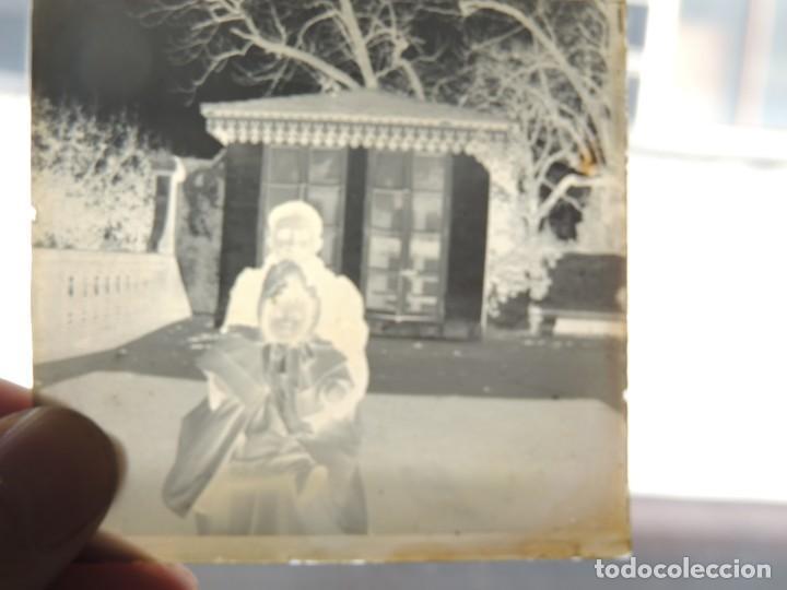 Fotografía antigua: 7 negativos cristal lumiere 1900 - Foto 2 - 190396936