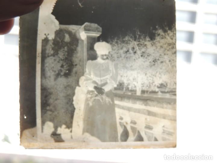 Fotografía antigua: 7 negativos cristal lumiere 1900 - Foto 6 - 190396936