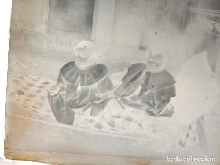 Fotografía antigua: 7 negativos cristal lumiere 1900 - Foto 8 - 190396936