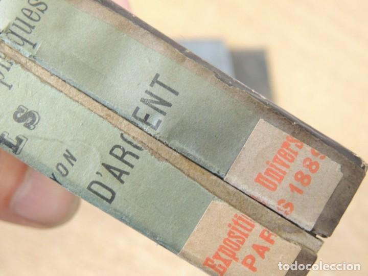 Fotografía antigua: 7 negativos cristal lumiere 1900 - Foto 11 - 190396936