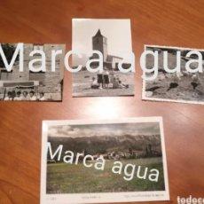 Fotografía antigua: FOTOS DE LLES FECHADAS CERDAÑA CERDANYA , AÑOS 50. Lote 190480733