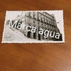 Fotografía antigua: FOTO FECHADA ALCÁZAR DE TOLEDO AÑOS 40 AÑO 1944 FRANCO , GUERRA CIVIL , BOMBARDEO. Lote 190491202