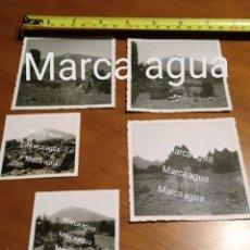 Fotografía antigua: FOTO FECHADA SANTA CRUZ DE TENERIFE PICO DEL TEIDE AÑOS 40 , AÑO 1945 FRANCO. Lote 190493476