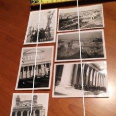 Fotografía antigua: FOTO FECHADA ROMA , ITALIA , SAN PIETRO , SAN PABLO EXTRAMUROS , SAN JUAN DE LETRAN AÑOS 50 EUROPA. Lote 190762041