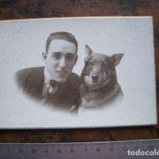 Photographie ancienne: BROMURO VIRADO A SEPIA DEL FOTÓGRAFO NIETO DE ALICANTE. Lote 191145943