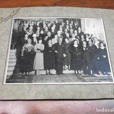 Fotografía antigua: FOTOGRAFÍA DE JOSÉ MARÍA PEMÁN EN EL PALACE HOTEL DE MADRID FOTO TELLO 1933 - CÁDIZ LITERATURA. Lote 191200453