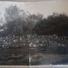 Fotografía antigua: RETRATO ORLA COLEGIAL AÑOS 60 FOTOGRAFIA 23 X 17 CTMS. Lote 191407471