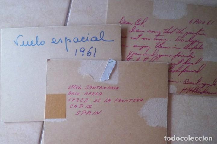 Fotografía antigua: FOTOS ORIGINALES DEL PRIMER ASTRONAUTA AMERICANO, AMERIZAJE AÑOS 60 - Foto 14 - 192392040