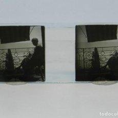 Fotografía antigua: (M) NEGATIVO DE CRISTAL - ARENYS DE MAR 10,5X4,5CM, BUEN ESTADO. Lote 194699173