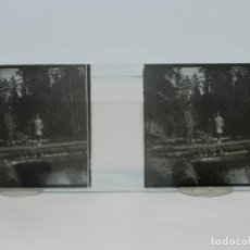 Fotografía antigua: (M) NEGATIVO DE CRISTAL - ARENYS DE MUNT 10,5X4,5CM, BUEN ESTADO. Lote 194699261