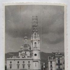 Fotografía antigua: ALCOY SANTA MARIA SUBIDA DE CAMPANAS LOTE 11 FOTOGRAFIAS . Lote 194866196