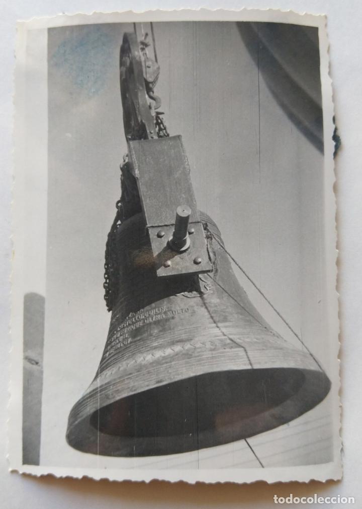 Fotografía antigua: ALCOY SANTA MARIA SUBIDA DE CAMPANAS LOTE 11 FOTOGRAFIAS - Foto 5 - 194866196