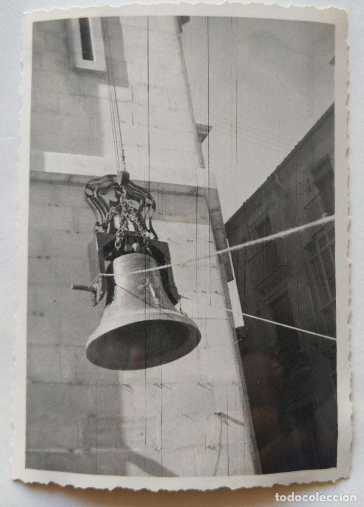 Fotografía antigua: ALCOY SANTA MARIA SUBIDA DE CAMPANAS LOTE 11 FOTOGRAFIAS - Foto 6 - 194866196