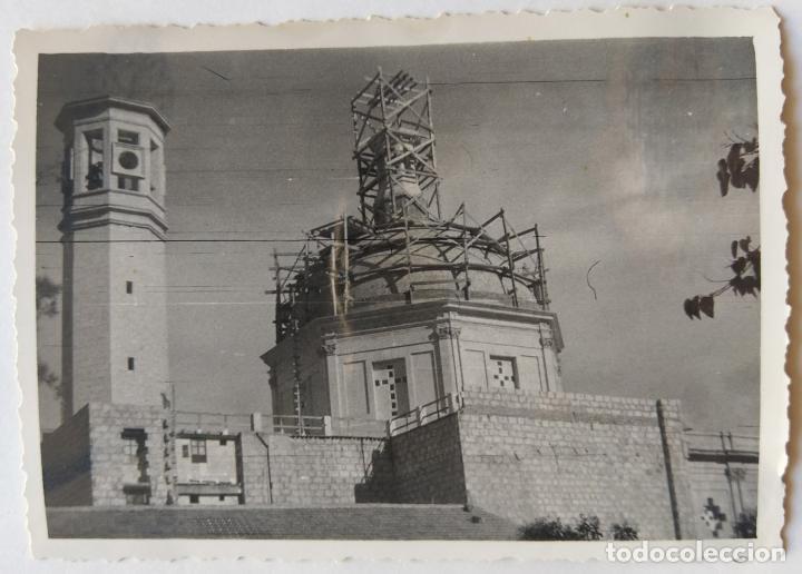 Fotografía antigua: ALCOY CONSTRUCCION DE SANT MAURO LOTE 15 FOTOGRAFIAS - Foto 3 - 194866733