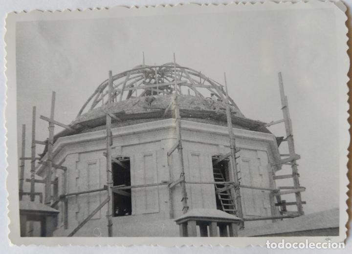 Fotografía antigua: ALCOY CONSTRUCCION DE SANT MAURO LOTE 15 FOTOGRAFIAS - Foto 4 - 194866733
