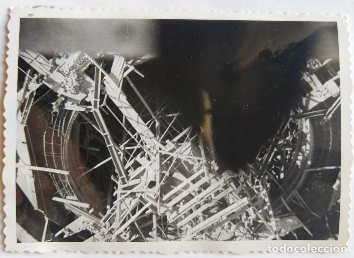 Fotografía antigua: ALCOY CONSTRUCCION DE SANT MAURO LOTE 15 FOTOGRAFIAS - Foto 12 - 194866733