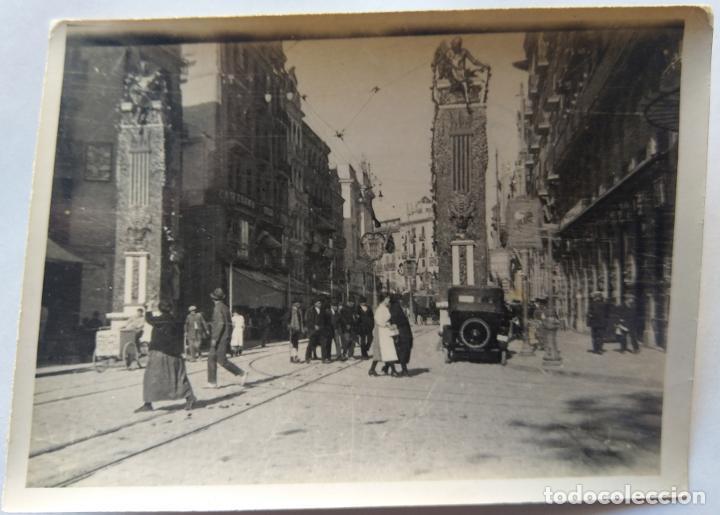 VALENCIA 1923 (Fotografía Antigua - Gelatinobromuro)