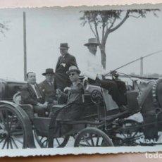 Fotografía antigua: CARRUAJES VALENCIA FOTOGRAFO VIDAL CORELLA. Lote 195013116