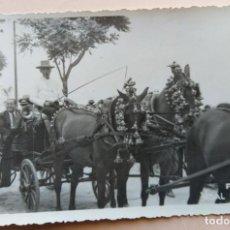 Fotografía antigua: CARRUAJES VALENCIA FOTOGRAFO VIDAL CORELLA. Lote 195013128
