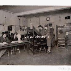 Fotografía antigua: 2ª GUERRA MUNDIAL, 1945. RADAR EN GRAN BRETAÑA. VER REVERSO, 15X20,5 CM.. Lote 195162915