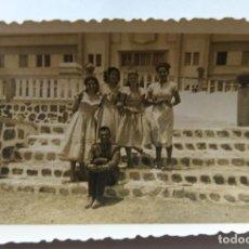Fotografía antigua: PUERTO DE CABRAS FUERTEVENTURA 1948. Lote 195198732
