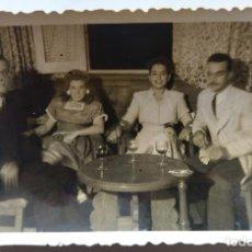 Fotografía antigua: PUERTO DE CABRAS FUERTEVENTURA 1948. Lote 195198808